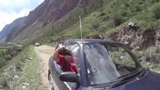 Путешествие по долине реки Чулышман