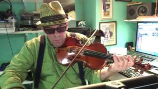 Jazz Violin Solo Autumn Leaves