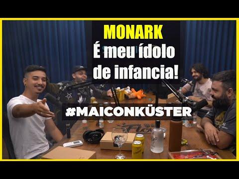 MAICON KSTER E KOTAKA   Flow Podcast: No corrijo Monark  meu dolo de infncia