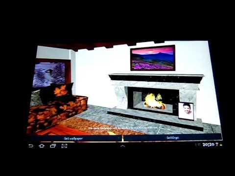 Video of 3D Romantic Wallpaper HD