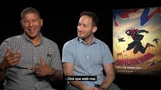 Spider-Man: Un Nuevo Universo. Entrevista a Peter Ramsey y Rodney Rothman