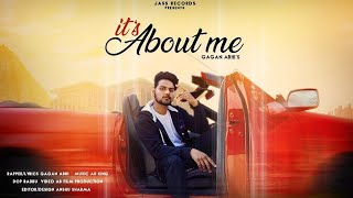 It's About Me | (Full HD) | Gagan Abhi | Ab King | Latest Punjabi Songs 2020 | Jass Records