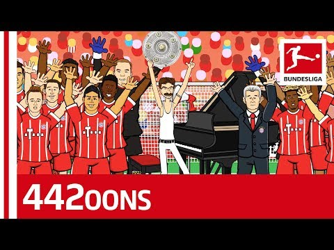 fc bayern m  nchen champions song powered by 442oons