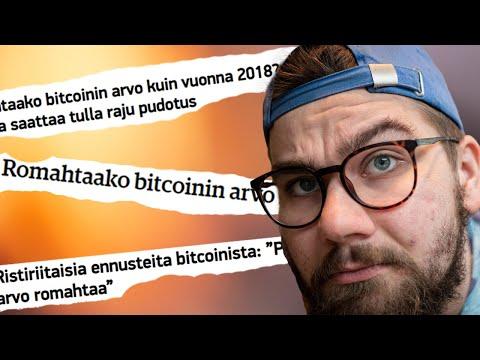 Bitcoin sandorių pavyzdys