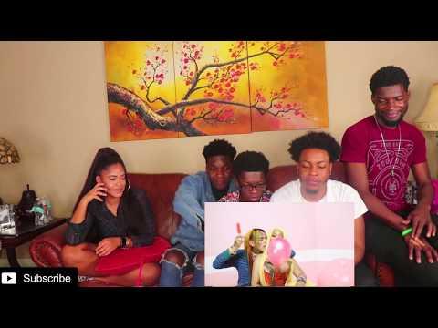 "6ix9ine, Nicki Minaj, Murda Beatz - ""FEFE"" (Official Music Video) - REACTION"