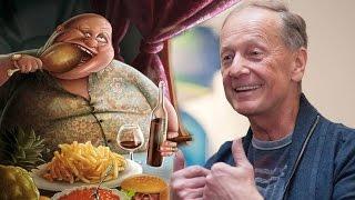 Михаил Задорнов. О еде и новомодных блюдах: харятики, тирамису и террин из хрюши
