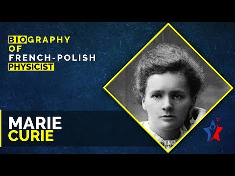 Marie Curie Biography in English