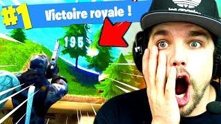 LE KILL LE PLUS INCROYABLE DE FORTNITE: BATTLE ROYALE !!