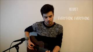 Regret - Everything Everything Cover