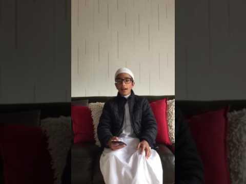 mustafa master qasidah qamarun