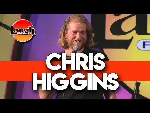 Chris Higgins | Weird Hug and Bike Cops | Laugh Factory Chicago Stand Up Comedy