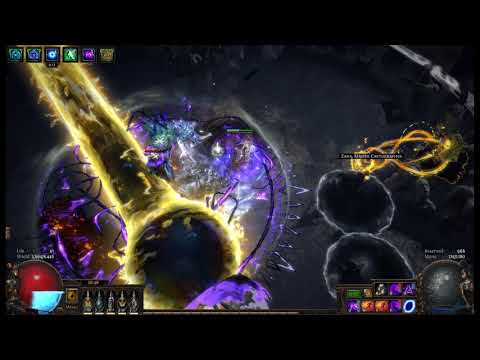 Path of Exile - Trickster: ED & Contagion Build Guide Low Budget