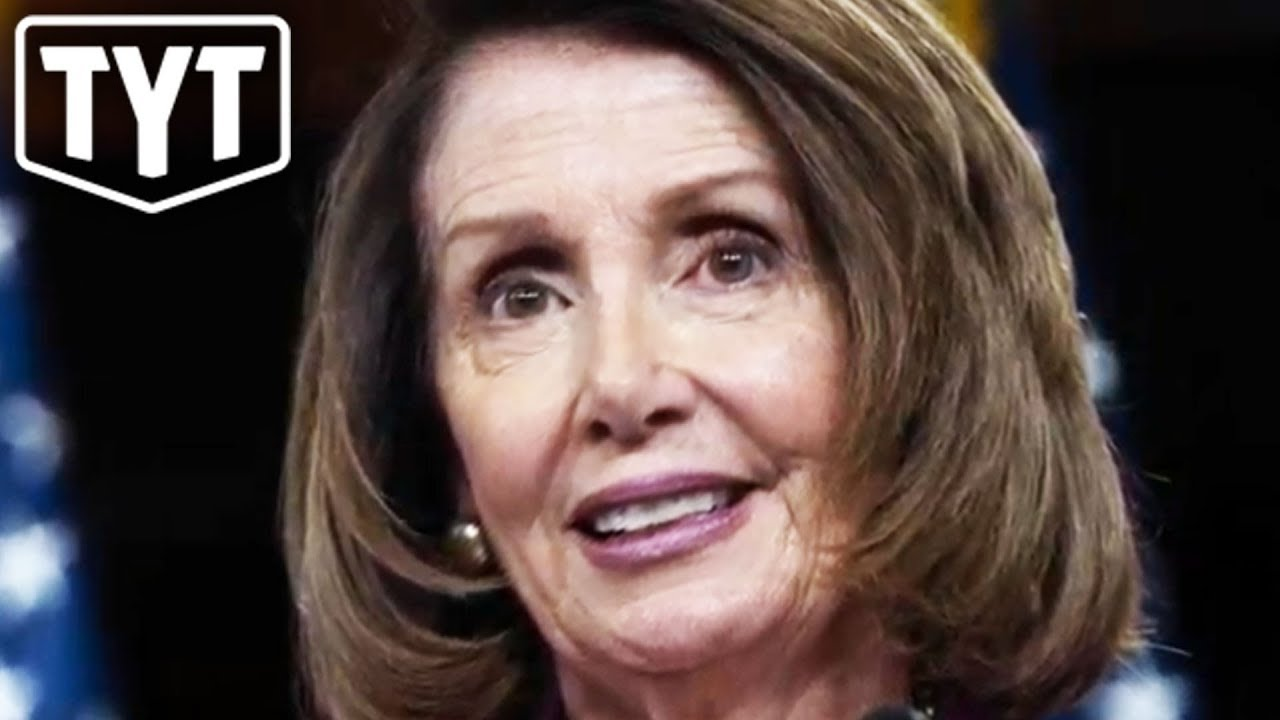 Nancy Pelosi SABOTAGES Trump's Impeachment thumbnail
