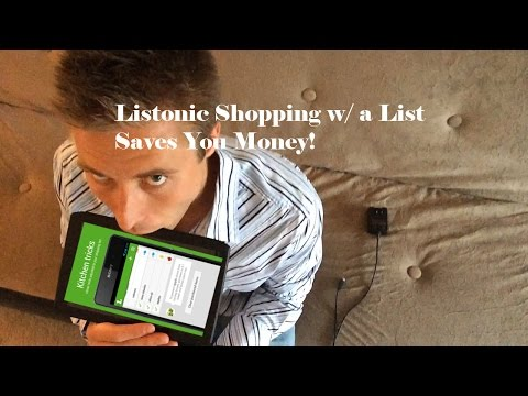 Listonic | Shopping List | App Review