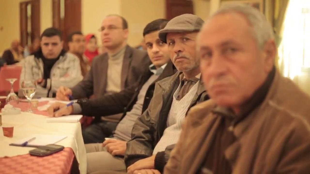 منتدى غزة للزراعة الحضرية وشبه الحضرية