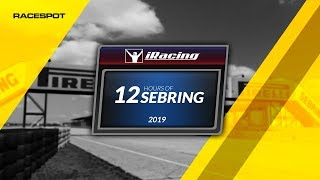 iRacing 12 Hours of Sebring | Part 2 | Hours 6-12