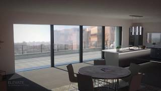 704FTH SlideMASTER™ Sliding Door (Flush Top Hung)