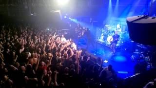 Anthrax - I'm The Man / Jailbreak (Thin Lizzy cover) - 2.7.2014 The Academy, Dublin, Ireland