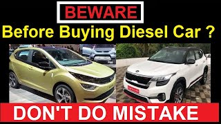 IS IT DEAD END FOR DIESEL CARS IN 2020 ? Reality Explained