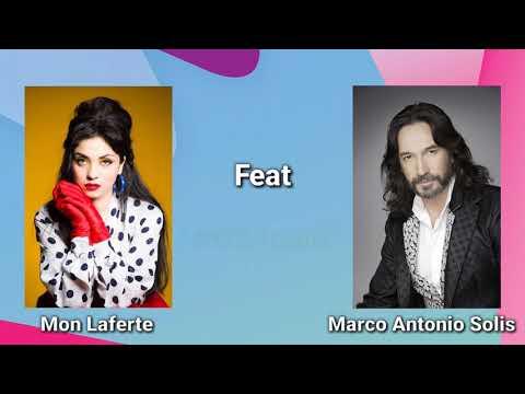 """Marco Antonio Solis Ft.  Mon Laferte - """" INVENTAME """""""