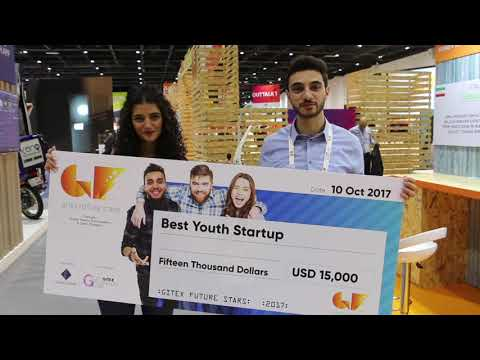Cherpa was awarded the Best Youth Startup for Supernova Pitch Competition 2017