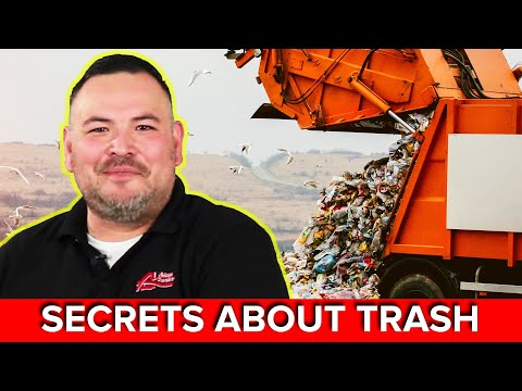 A Garbage Man Reveals Secrets About Your Trash