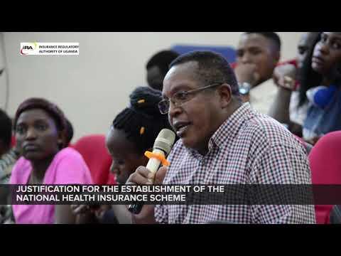 Debate on the National Health Insurance Scheme