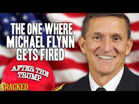 The One Where Michael Flynn Gets Fired  - After The Trump #3
