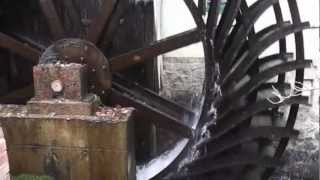 preview picture of video 'Eulenmühle Wassermühle  bei Ziesar'