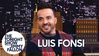 Luis Fonsi Was in a Doo-Wop Group with *NSYNC's Joey Fatone