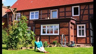 Как живут немецкие крестьяне или моя новая бабушка