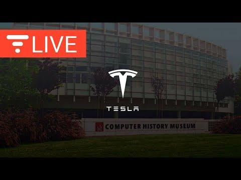 Tesla 2018 Shareholder Meeting [Live]