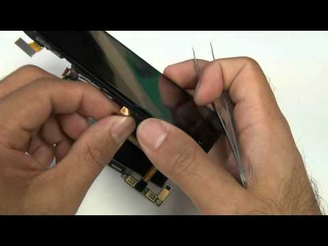 HTC One X Touch Screen Glass Digitizer & LCD Display Repair Replacement Guide