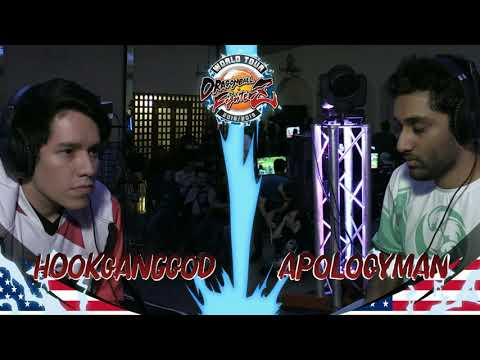 DBFZ World Tour Saga 4 – NRG | HookGangGod vs bc | ApologyMan – Winner's Finals