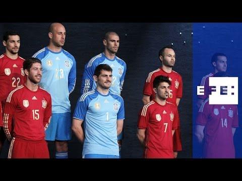 La Roja lista para Mundial 2014