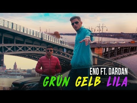 ENO feat. Dardan - Grün Gelb Lila Video