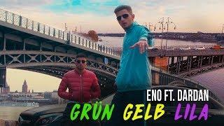 ENO Feat. DARDAN   Grün Gelb Lila ► Prod. Von KatManDu Sounds (Official Video)