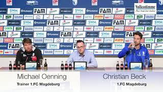 FCM vor Duisburg-Spiel