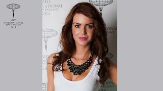 Polgár Dorottya Dotti Miss Hungary International 2014 Contestant Presentation Video