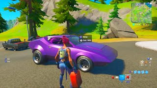 How To Refuel Cars Using Gas Cans In Fortnite!