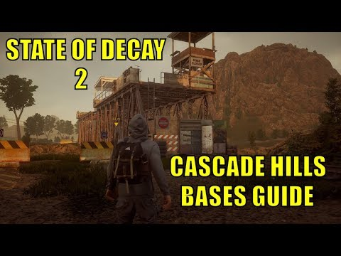 State of Decay 2] They found the crates with fully