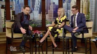 Jim Parsons Injured His Leg After A Performance Of The Boys In The Band