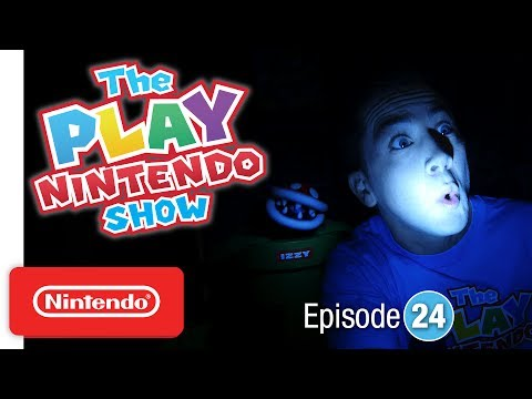The Play Nintendo Show – Episode 24: Spooky Power Out w/ Ever Oasis