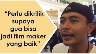 Putrama Tuta Sambut Baik Kritik Netizen Terhadap Film A Man Called Ahok