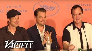 'Once Upon A Time In Hollywood' Press Conference   Cannes Film Festival