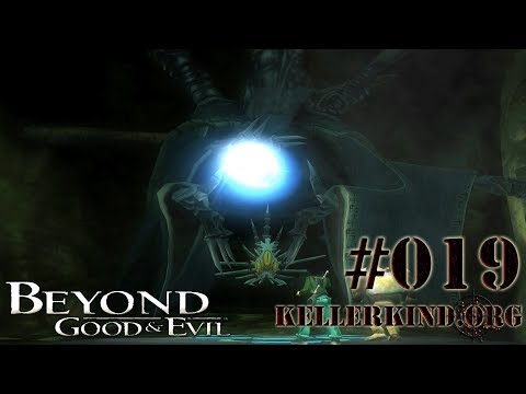 Das Ende aller Tage ★ #019 ★ We play Retro-Sonntag: Beyond Good and Evil [HD|60FPS]