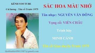 SẮC HOA MÀU NHỚ -  Minh Cảnh