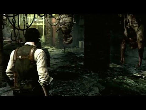 The Evil Within - PS3 Gameplay First Look Preview (HD)