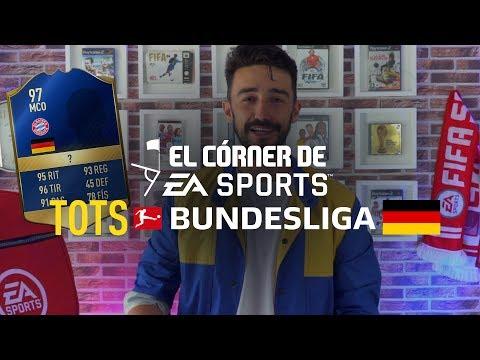 FIFA 17 I TOTS BUNDESLIGA I #ElCórnerDeEASPORTS