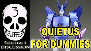 Quietus For Dummies Discussion